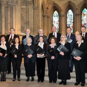 Lichfield Choir at The Hub at St Mary's