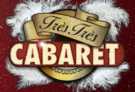 Tres Tres Cabaret night at The Hub at St Mary's Lichfield